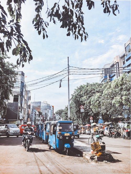 Free stock photo of busy street, indonesia, jakarta, pasar glodok