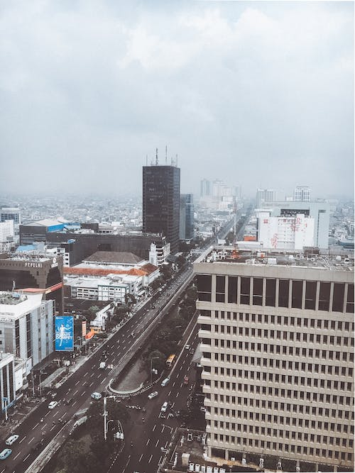 Free stock photo of building, buildings, city view, cityscape