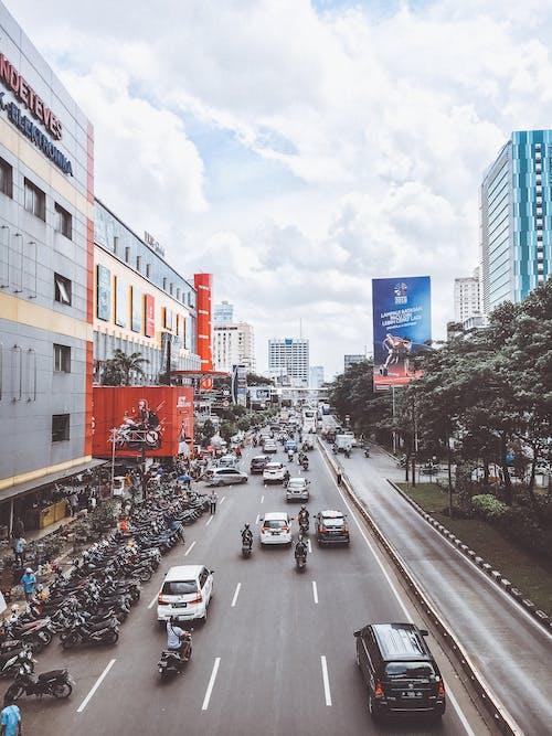 Free stock photo of cityscape, glodok, jakarta, shopping center