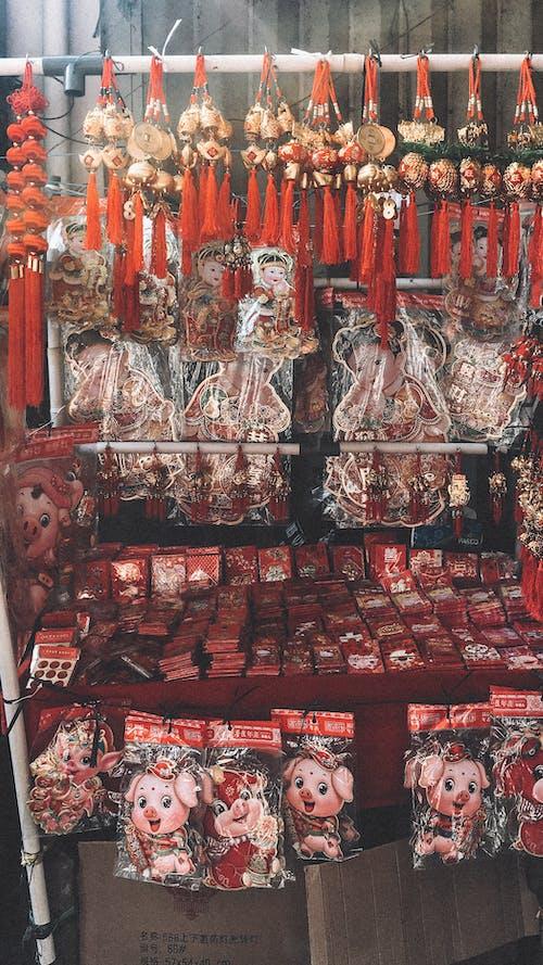 Free stock photo of china, chinatown, Chinese, chinese new year