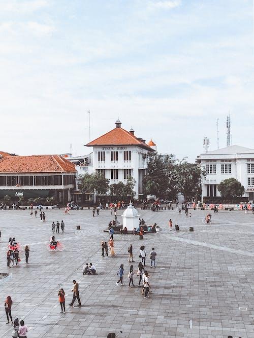 Free stock photo of batavia, cityscape, colonial house, jakarta