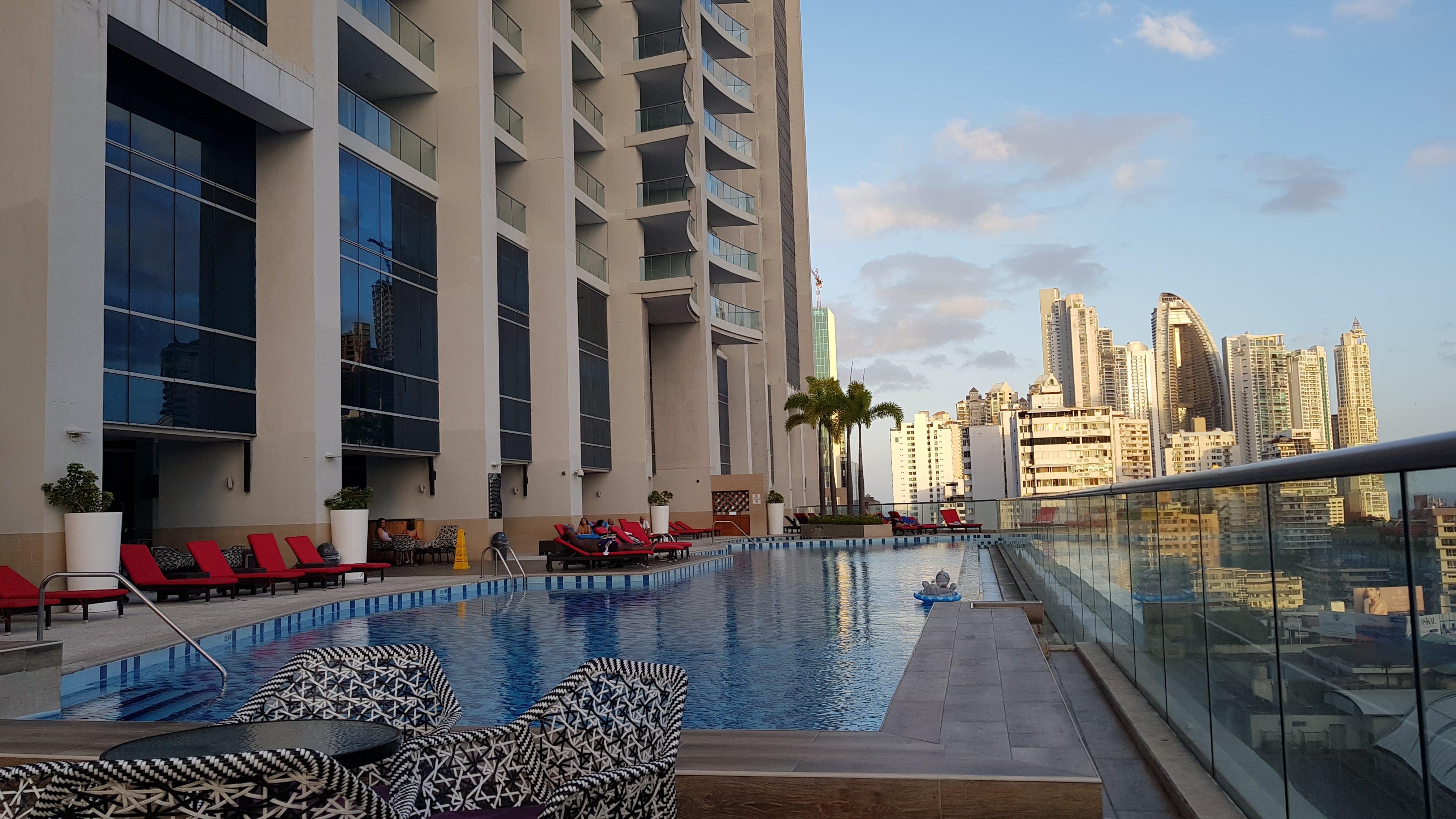 Free stock photo of Hardrock Hotel, inepro, panama, swinmming pool