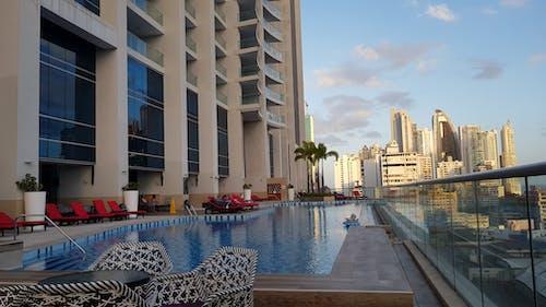 Gratis stockfoto met hardrock hotel, inepro, Panama, swingend zwembad