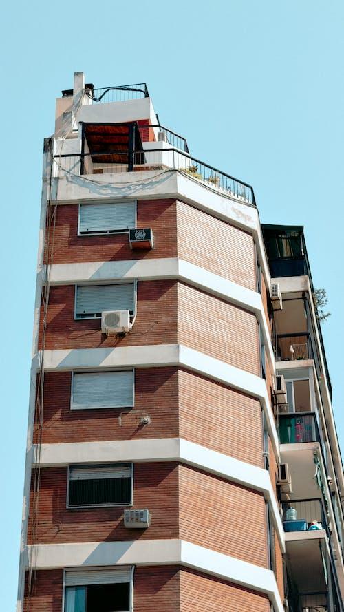 Kostenloses Stock Foto zu architektur, gebäude, wohngebäude