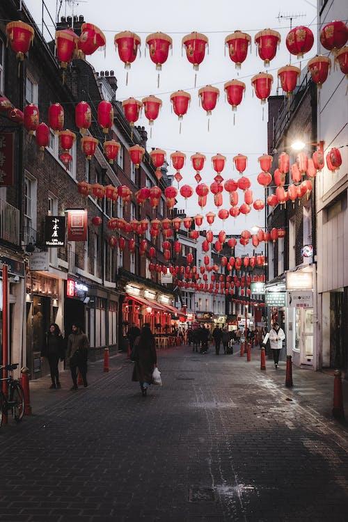 chinatown, London, Trung Quốc
