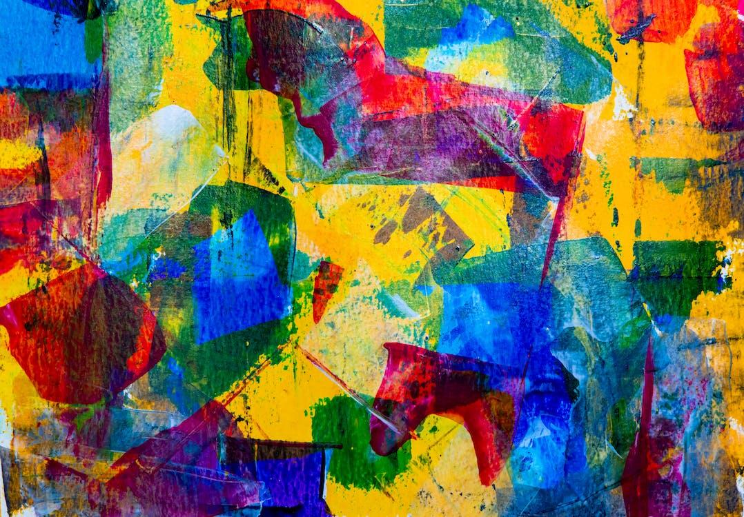 HDの壁紙, アート, アクリル絵の具
