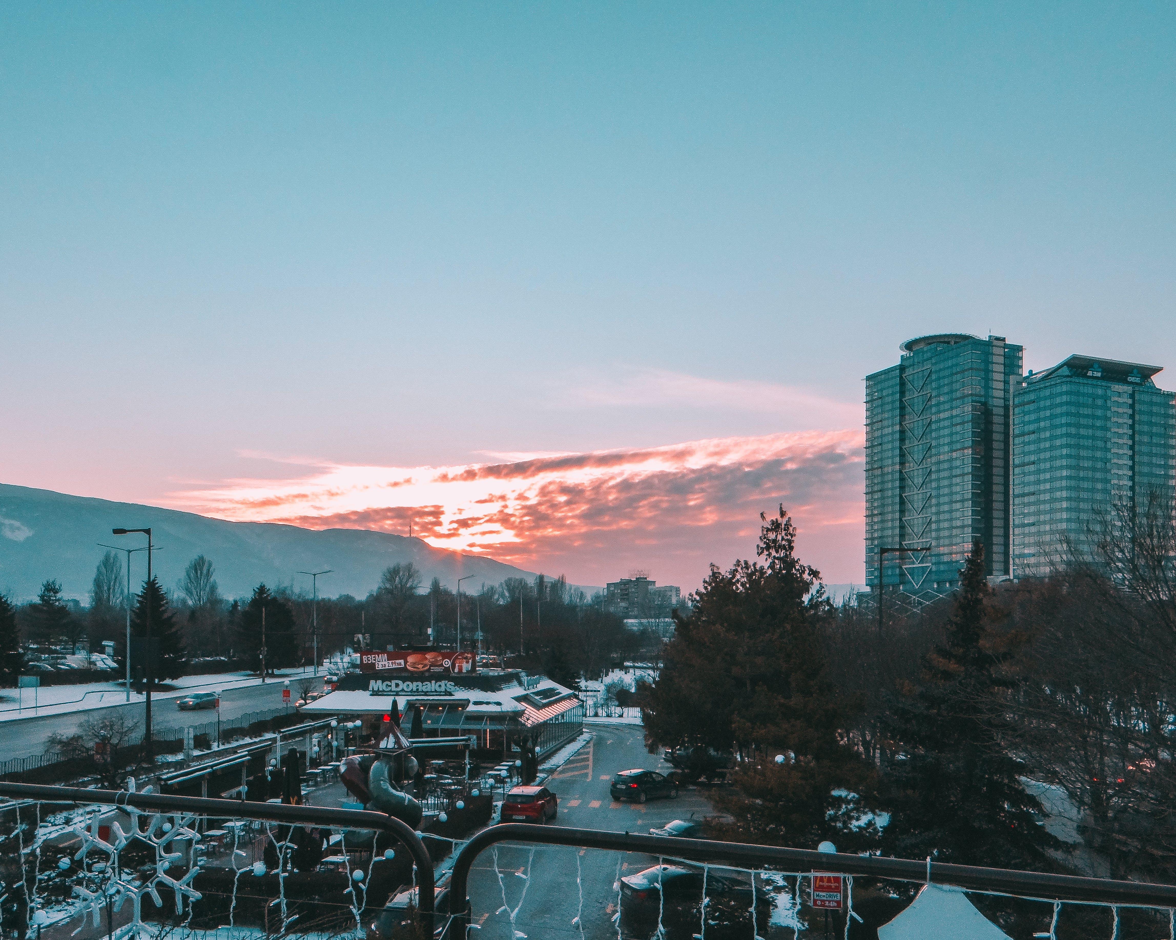Free stock photo of bulgaria, mountain, skyline, Sofia