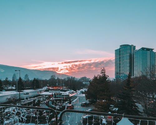 Foto profissional grátis de Bulgária, horizonte, montanha, sófia