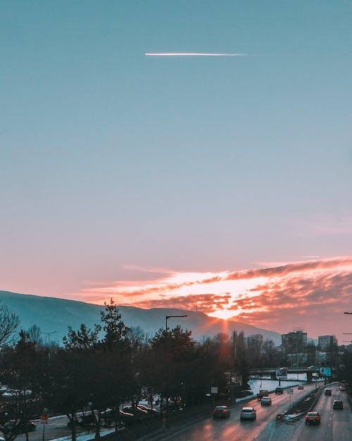 Foto profissional grátis de Bulgária, céu, céu azul, montanha