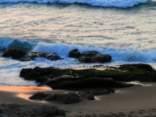 岩石, 景觀, 水 的 免費圖庫相片