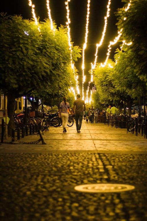 Free stock photo of City Street, cobblestone, cobblestone street, nicaragua