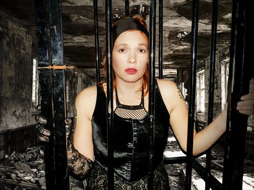 女孩, 恐懼, 監獄 的 免費圖庫相片