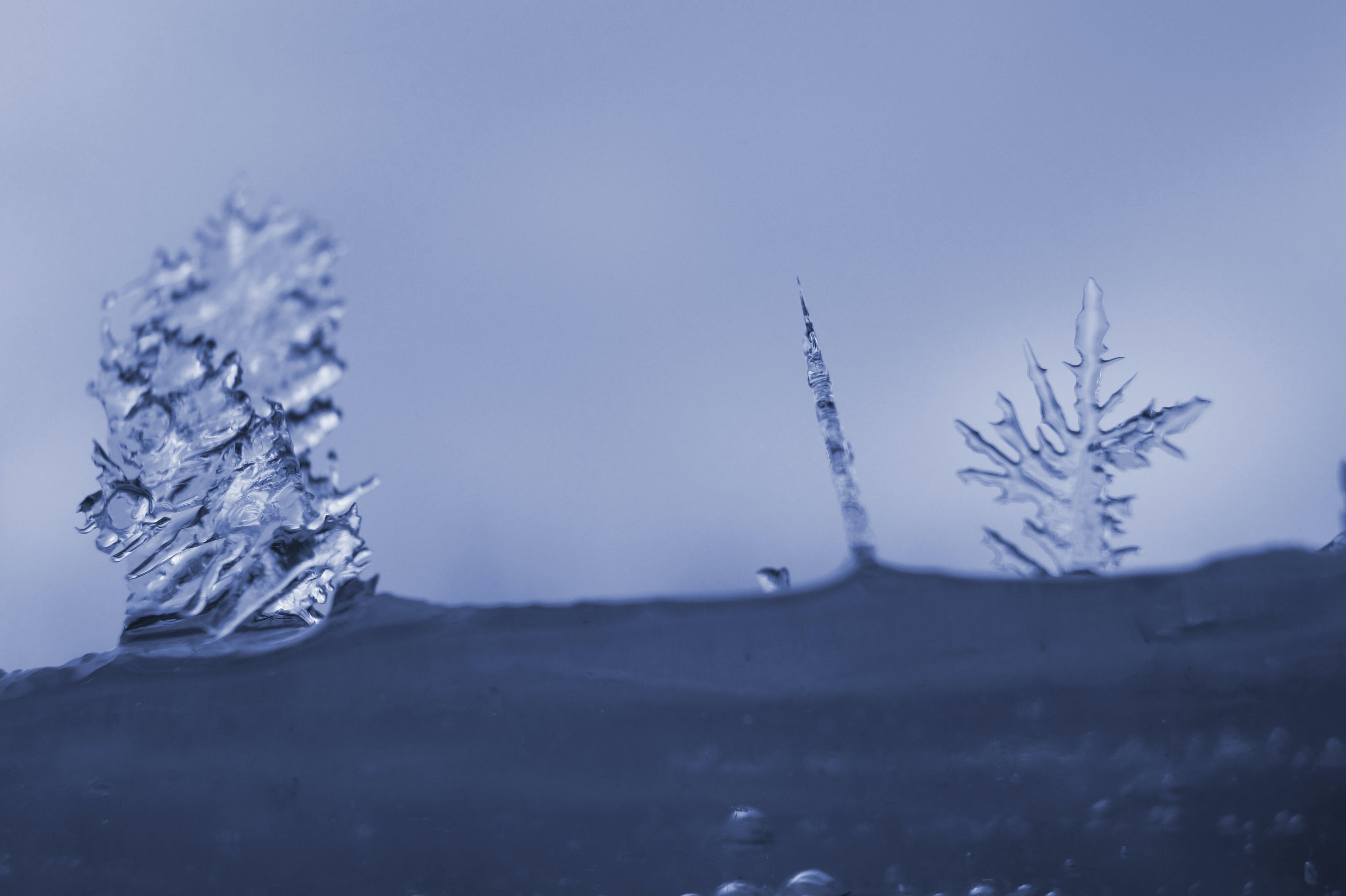 Free stock photo of ice crystal, icy
