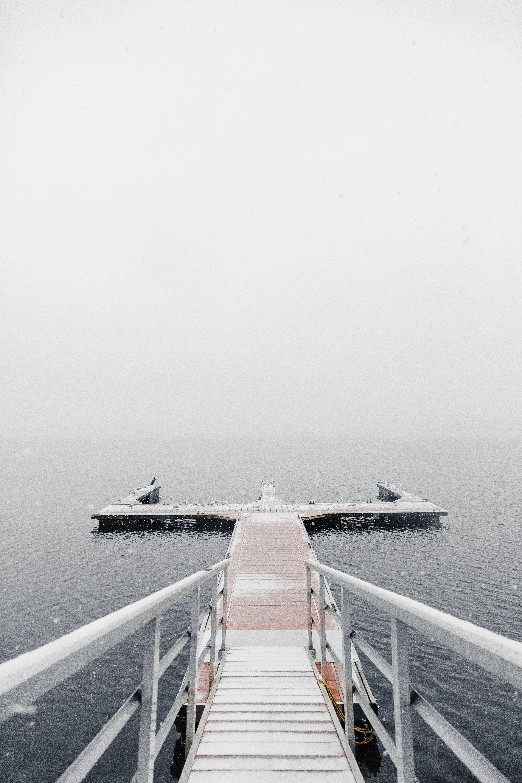 Ilmainen kuvapankkikuva tunnisteilla ei ihmistä, laituri, meri, päivänvalo