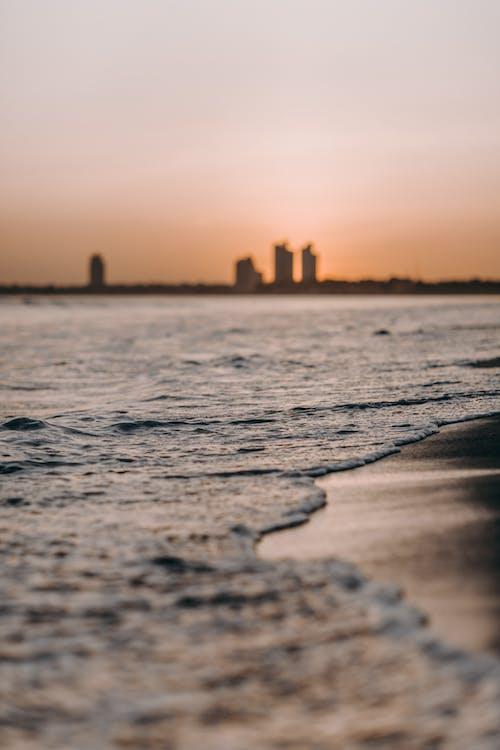Ingyenes stockfotó festői, hullámok, idilli, part témában