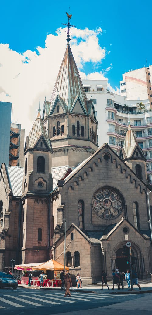 Free stock photo of basilica, Historic Building