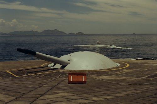 Ilmainen kuvapankkikuva tunnisteilla aallot, aamu, ajoneuvo, armeija