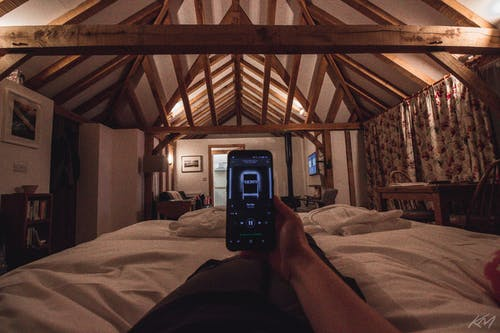 Free stock photo of adventure, bed, cabin, cosy