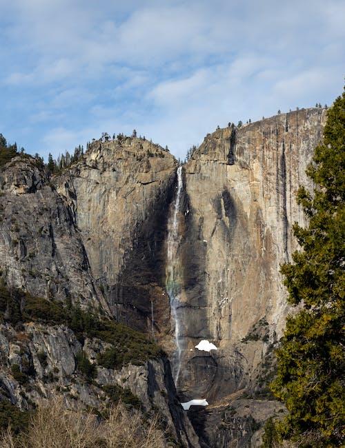 Kostnadsfri bild av horsetail faller, landskap, nationalpark, natur