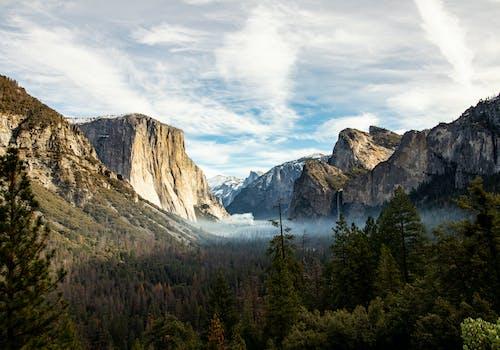 Δωρεάν στοκ φωτογραφιών με el capitan, βουνό, βραχώδες βουνό, γραφικός