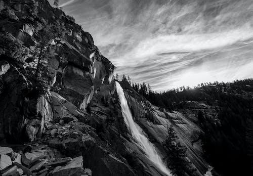 Kostnadsfri bild av landskap, nationalpark, natur, nevada faller