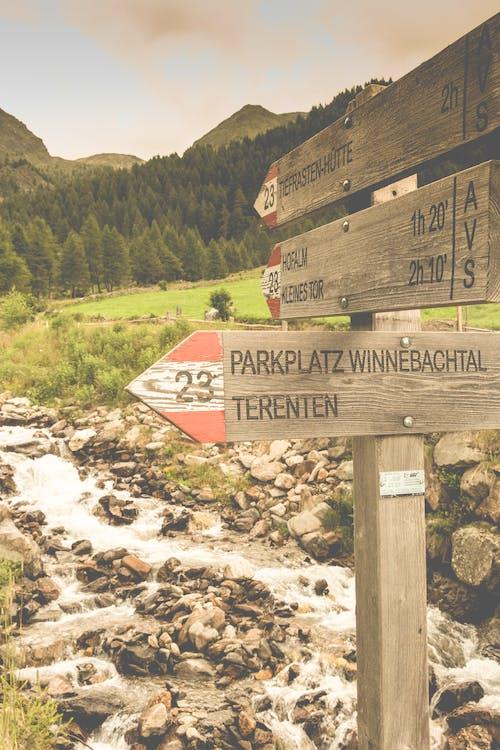 原本, 山, 岩石, 景觀 的 免費圖庫相片