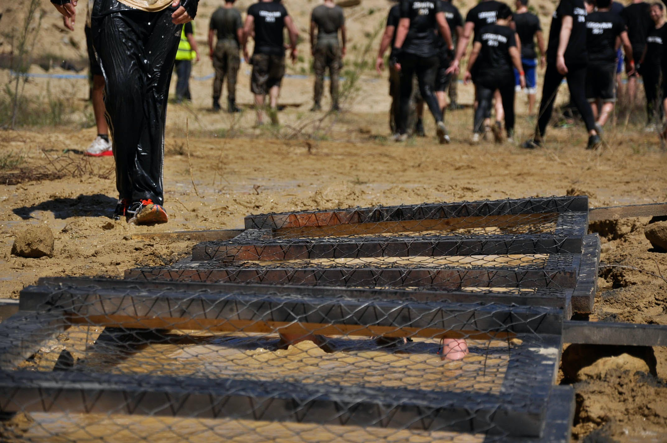 Free stock photo of mud, obstacle, sand, sport