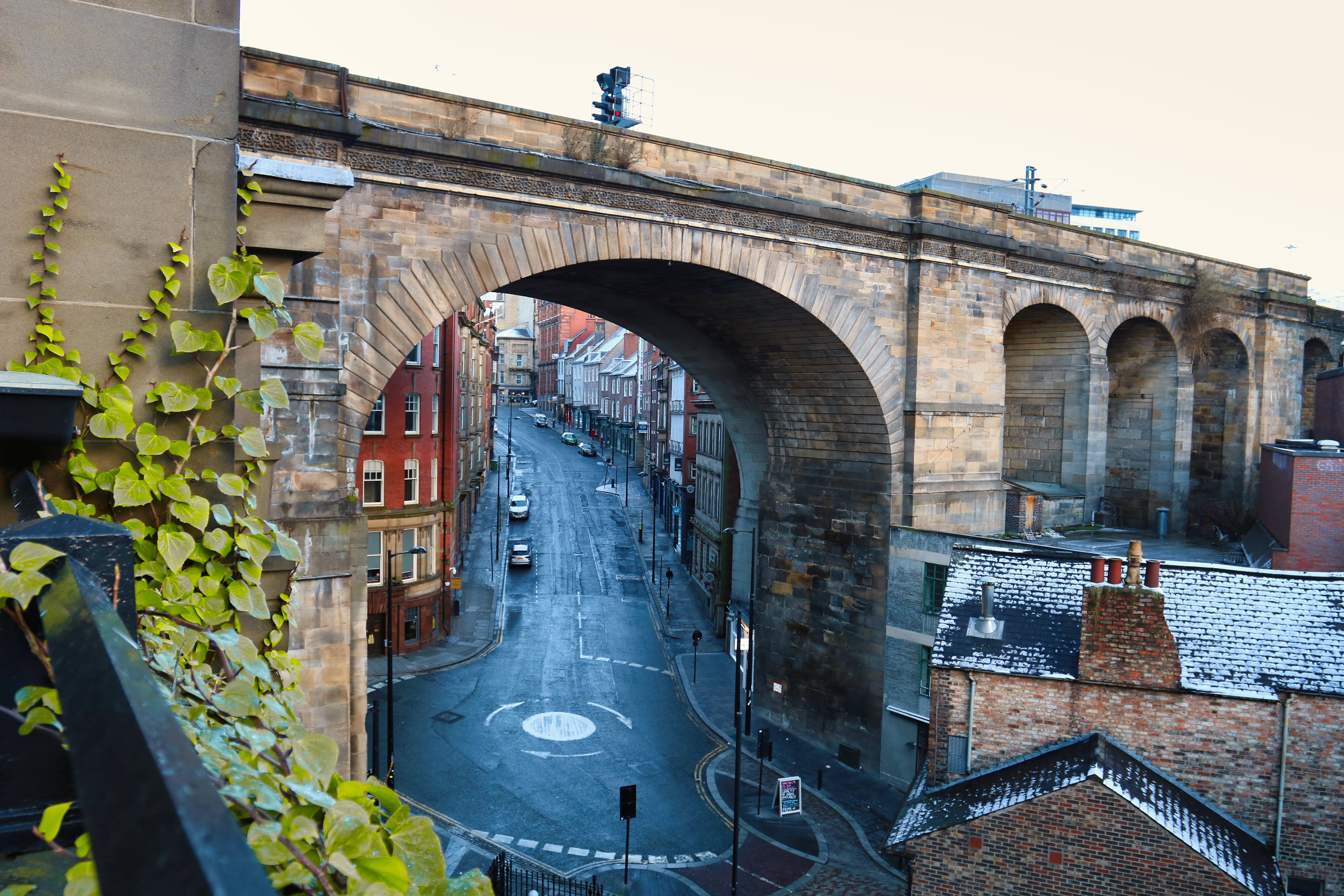 Free stock photo of arch bridge, architect, architectural, architectural design