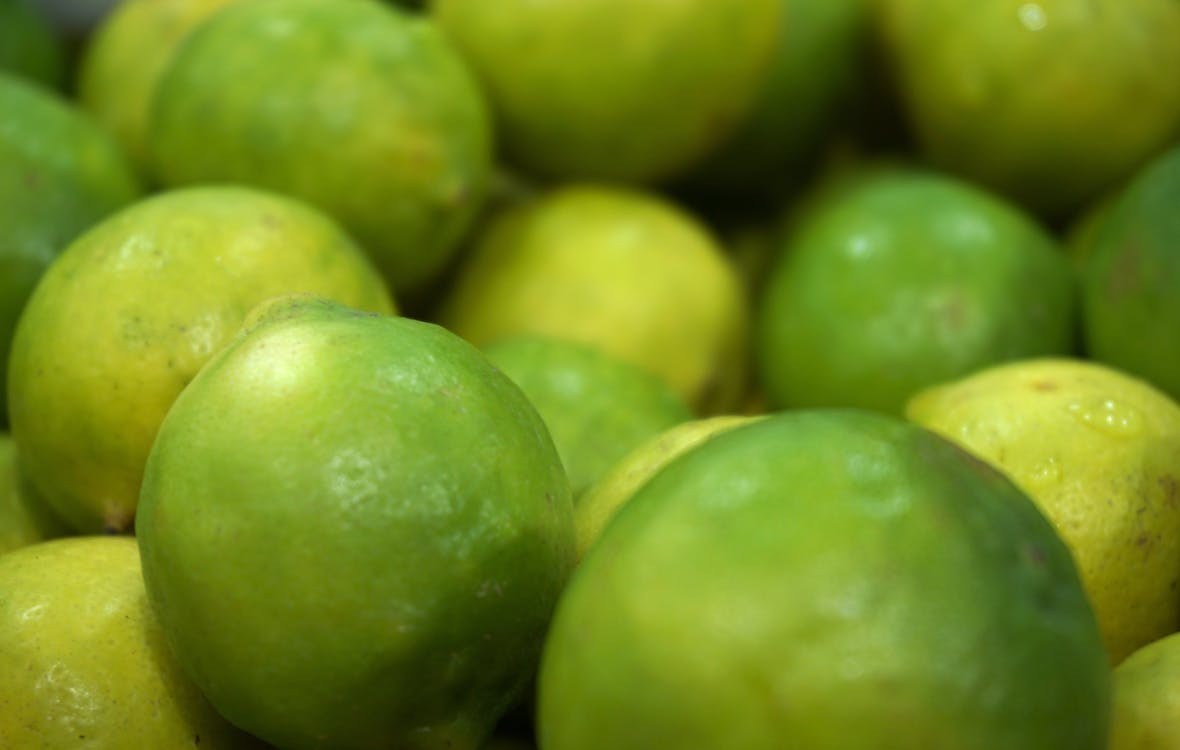Bunch of Green Lime