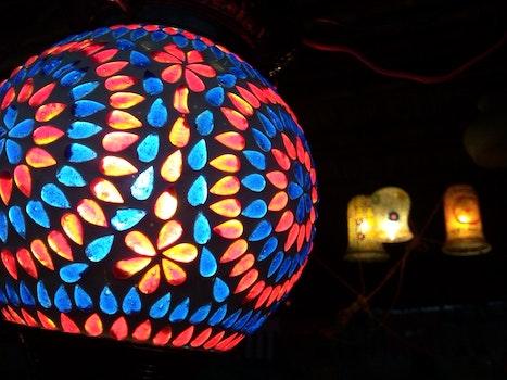 Free stock photo of art, lights, night, dark