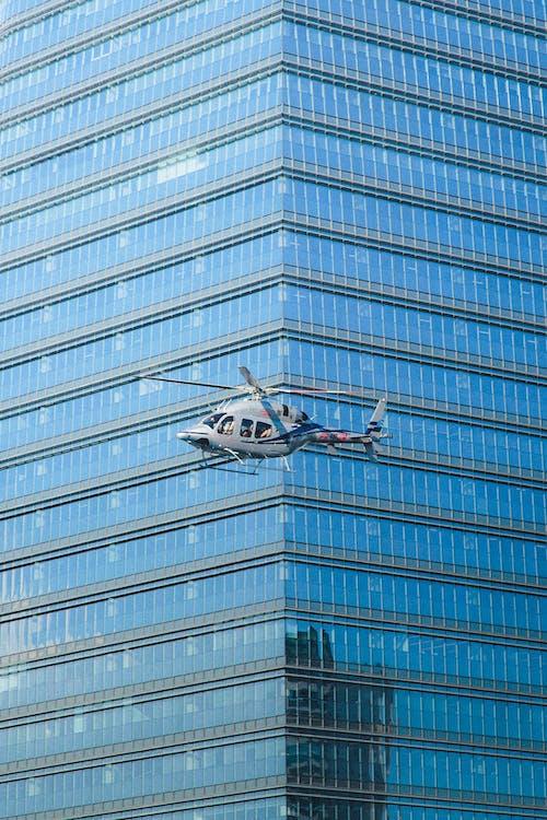 Foto d'estoc gratuïta de Chopper, edifici