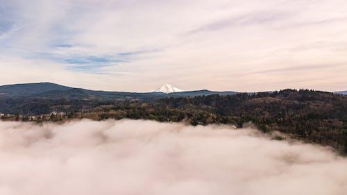 DJI, dji mavic pro, 多雲的天空, 日落 的 免费素材照片