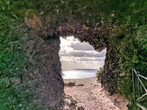 Fotobanka sbezplatnými fotkami na tému brána, oceán