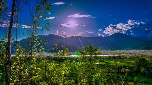 Mountain High during Daytime