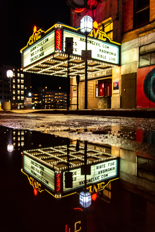 光反射, 商業, 城市, 專注 的 免費圖庫相片