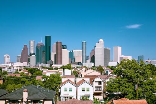 Gratis lagerfoto af by, bygninger, houston, skyline