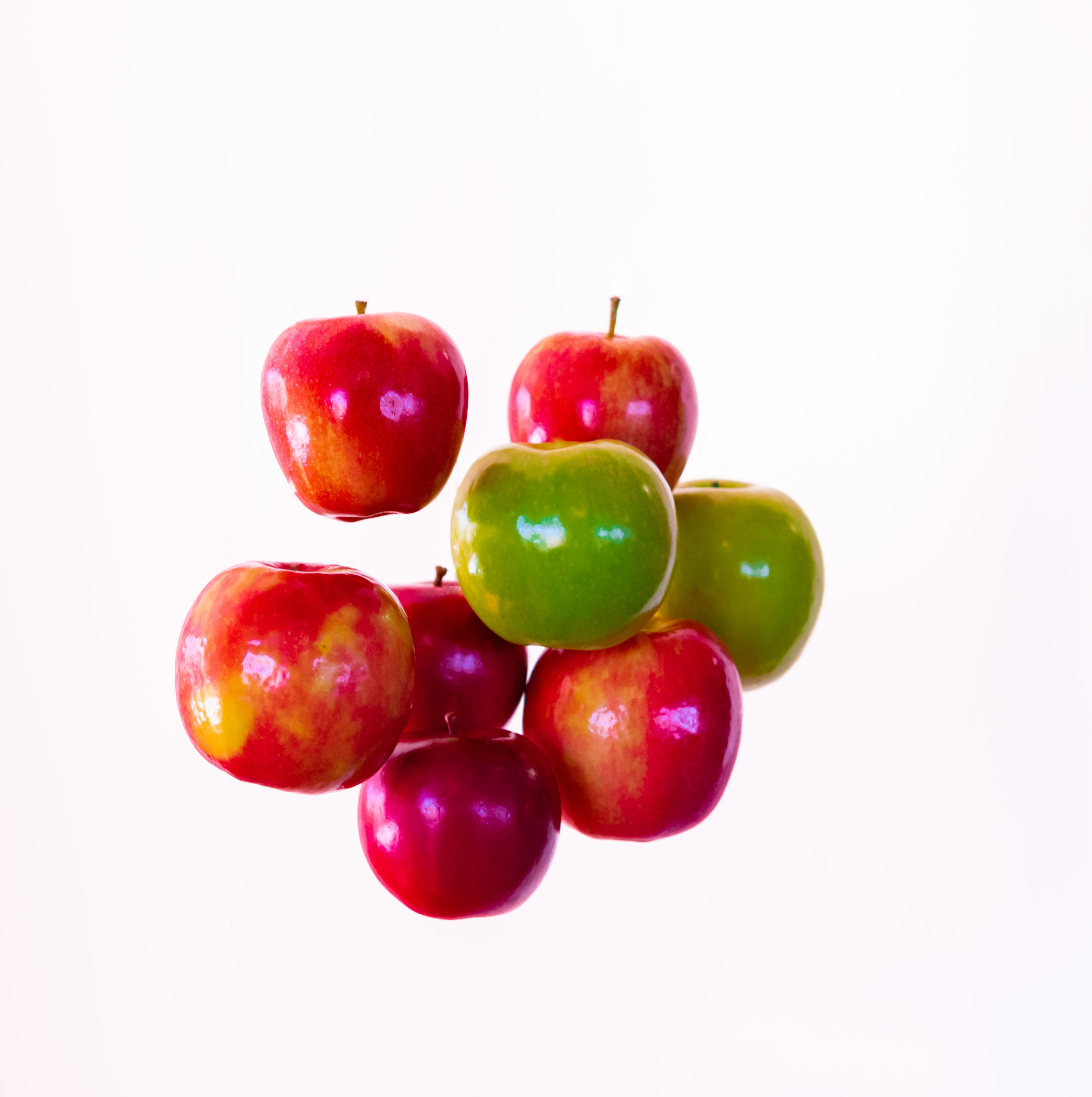Free stock photo of appealing, apples, colours, fresh fruit