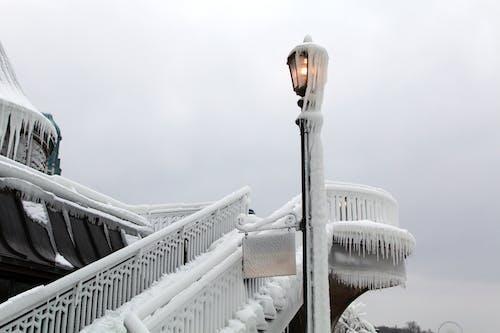 Ilmainen kuvapankkikuva tunnisteilla jää, jäätynyt, kevyt, lamppu