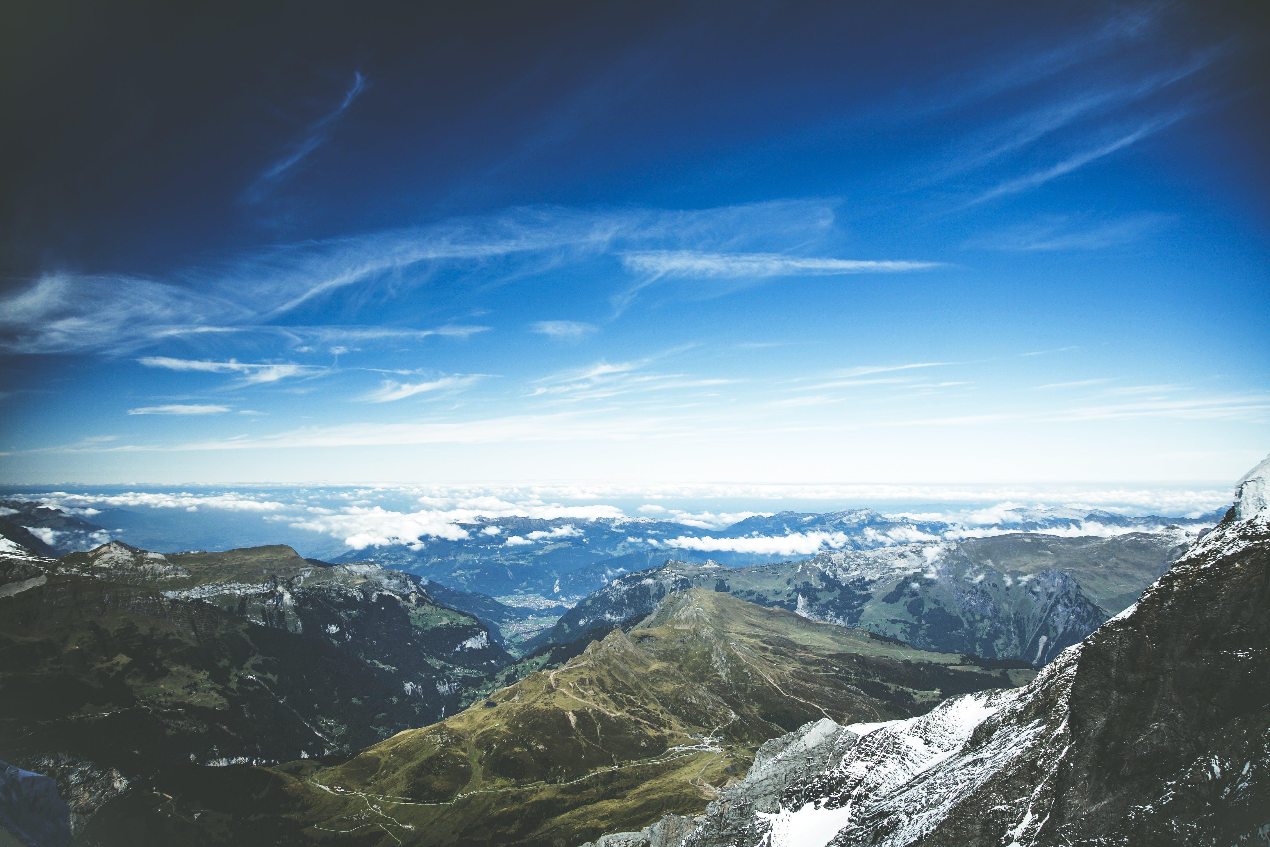 Free stock photo of active glacier, alp, alpin, climate