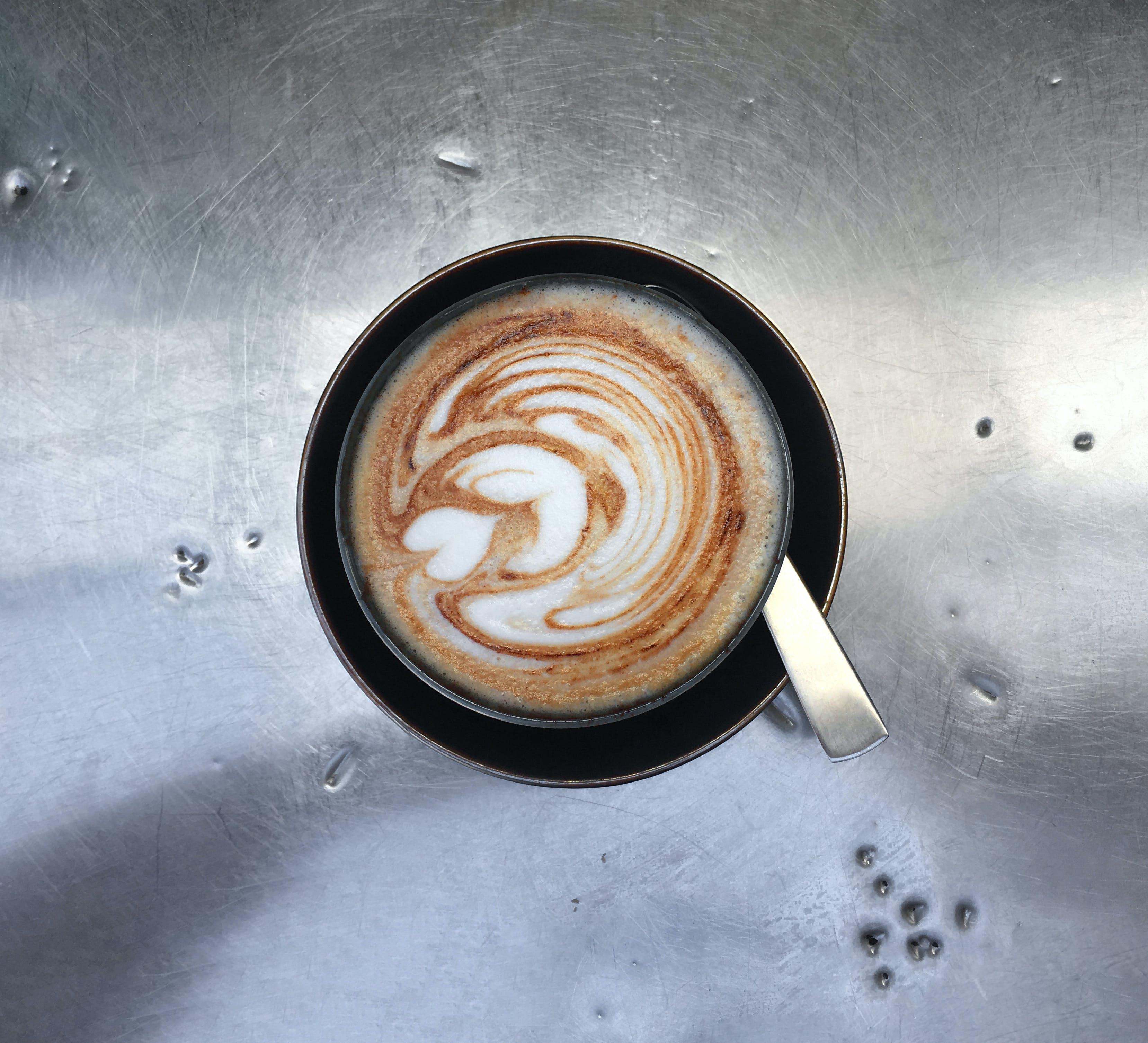 Gratis stockfoto met café koffie, cafeïne, cappuccino, drank