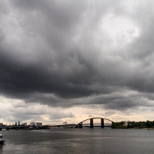 Gratis stockfoto met droefheid, wolken