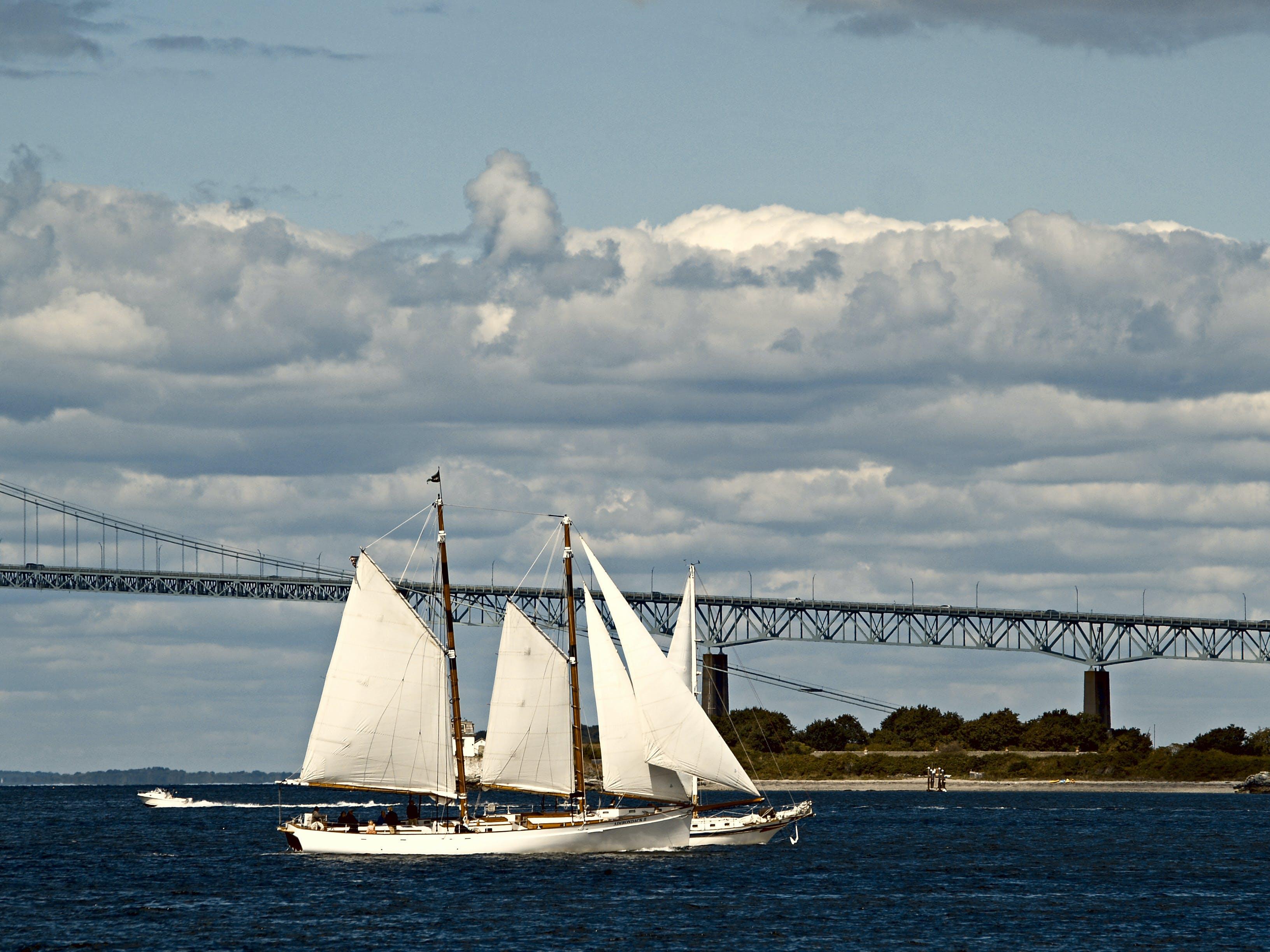 Free stock photo of boat, sailboat, sailing