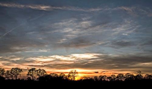 Základová fotografie zdarma na téma krajina, západ slunce