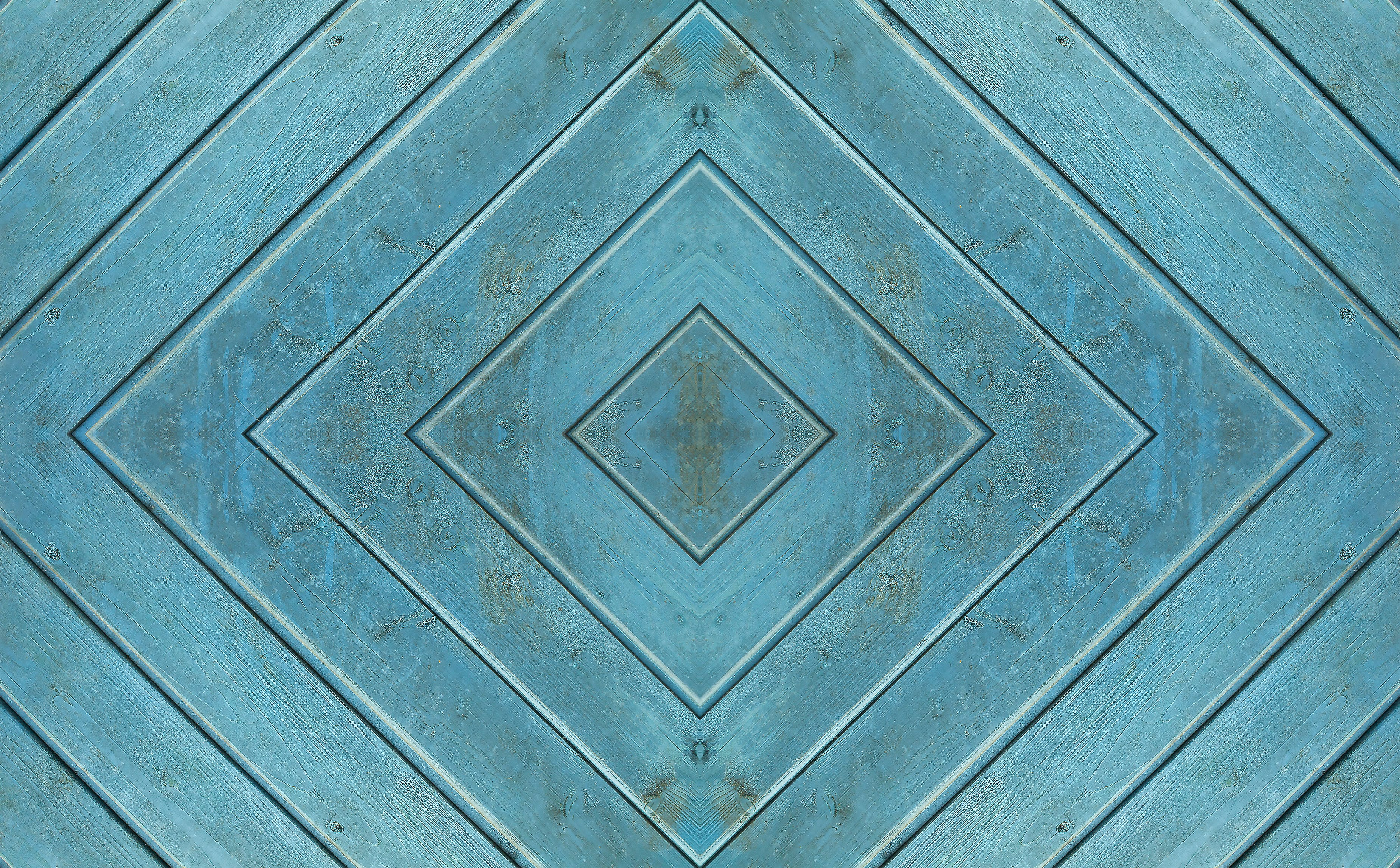 Free stock photo of background, blue, wooden