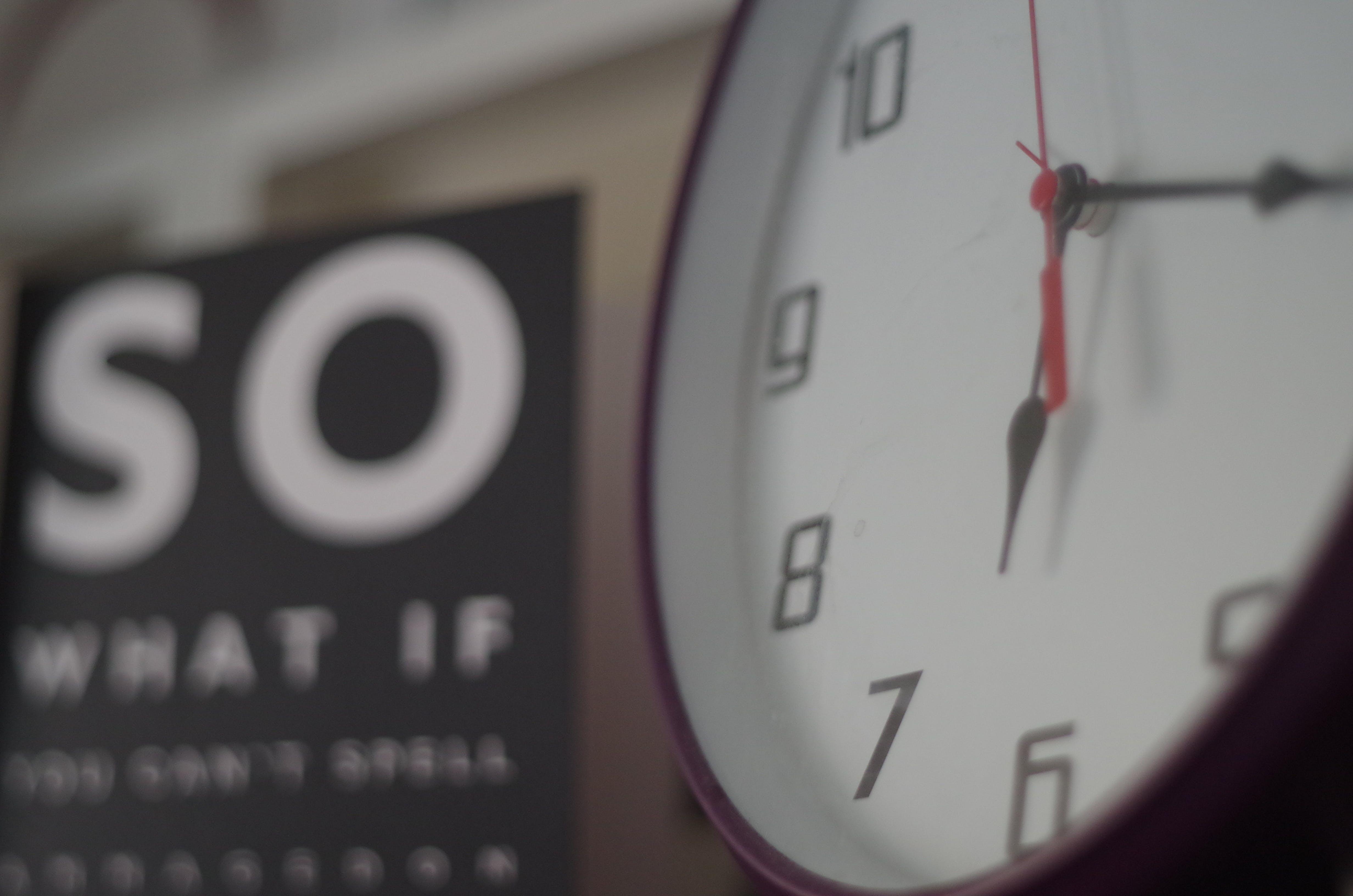 Kostenloses Stock Foto zu analogon, countdown, karte, minuten