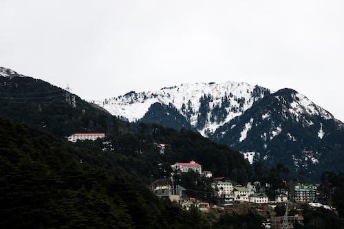 Kostnadsfri bild av bergen, bergshut, blå berg, everest