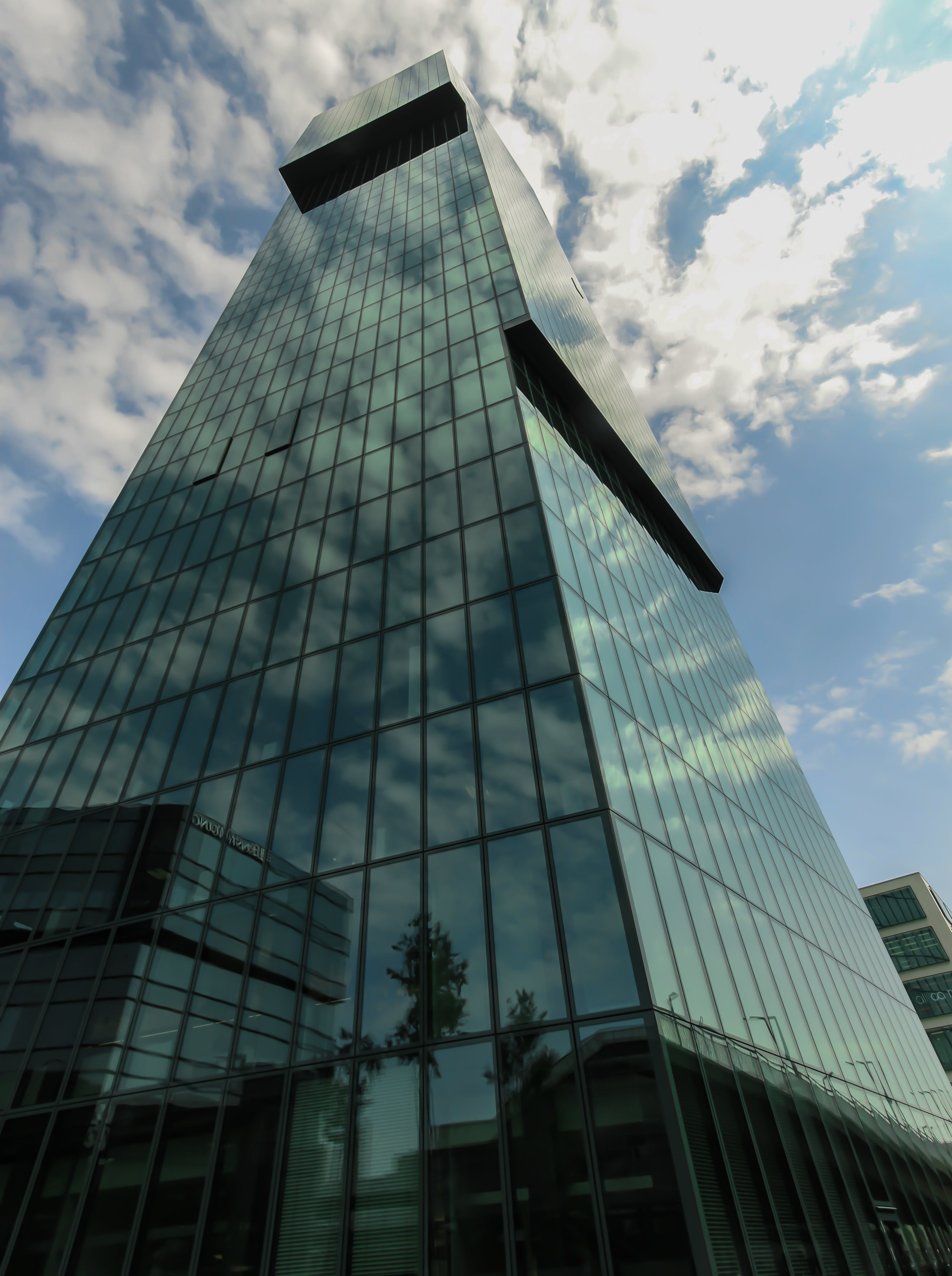Free stock photo of Prime Tower, zurich