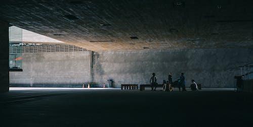 Бесплатное стоковое фото с архитектура, бетон, городской, группа