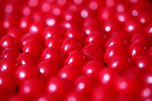 alan derinliği, kırmızı, Şeker, şekerlemeler içeren Ücretsiz stok fotoğraf