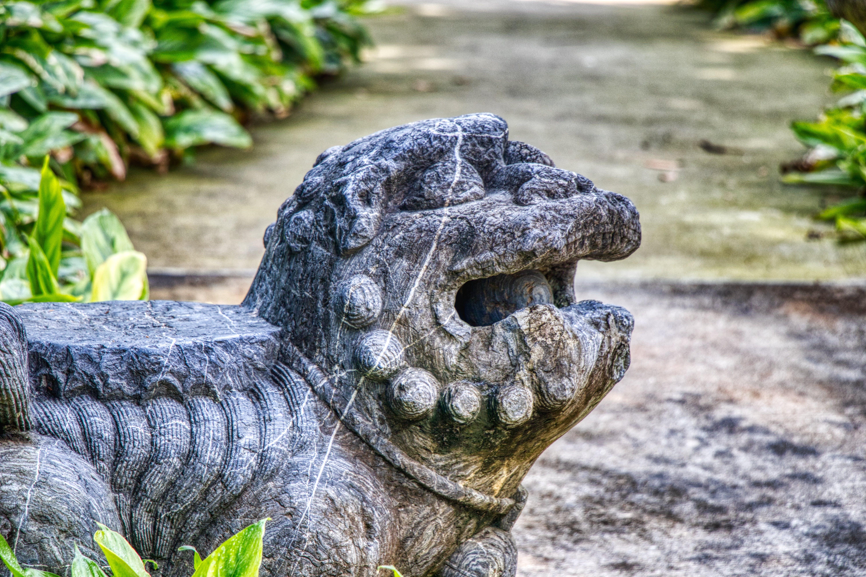 Kostenloses Stock Foto zu hübsch, kunst, löwe, singapur